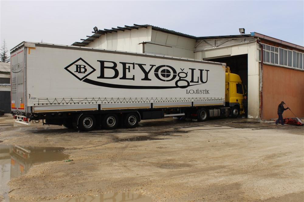 Beyoglu Logistics